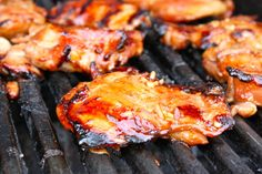 Best grilling marinades for the last month of summer delectable chicken mar Healthy Grilling Recipes, Grilled Steak Recipes, Meat Recipes, Dinner Recipes, Yummy Recipes, Chicken Marinades, Teriyaki Chicken, Vegetarian Dinners, Vegetarian Recipes
