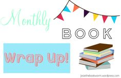 august book wrap up | Monthly Book Wrap-Up | August | Josies Book Corner