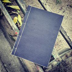 First big Japanese bookbinding projet