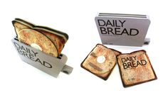 Daily Bread CD Packaging by Darryl Driyarto Han, via Behance