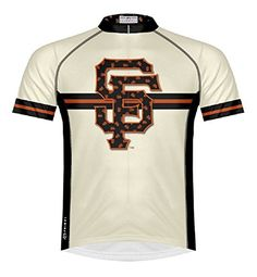 Major League Baseball Cycling Jerseys  MLB Officially Licensed San Francisco Giants Medium -- Be sure to check out this awesome product.