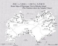Ráda bych jednou vykonala pout kolem 88 klášterů ostrova Shikoku nebo alespoň jejich části.
