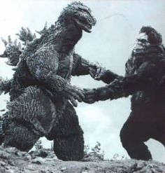 1954 – The first Godzilla film | godzillavskong