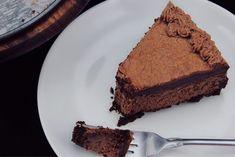 Everything Chocolate Keto Cheesecake