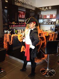 ADVA SALON SPA Love to dress up for Halloween!