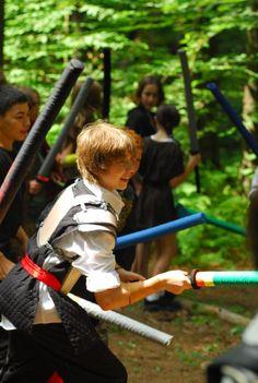 Wizards & Warriors Summer Camp Battle