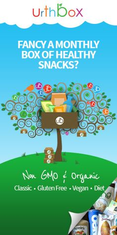 Urthbox - Healthy snacks delivered right to your door. Urthbox subscription snack boxes are available in gluten-free, and are all non-gmo and organic. Great gift idea for moms, fitness fanatics and healthy eaters. Cholesterol Symptoms, Cholesterol Lowering Foods, Cholesterol Levels, Organic Snacks, Organic Recipes, Weight Loss Diet Plan, Best Weight Loss, Gluten Free Alcohol, Benefits Of Organic Food