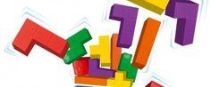 Educa presenta la versión en juego de mesa del videojuego más famoso de todos los tiemposLos seguidores de Tetris están de enhorabuena porque ahora el mítico videojuego de puzzle traspasa la pantalla y se convierte en un juego de mesa.