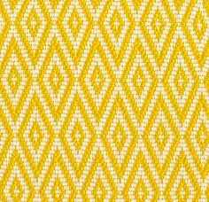Tissu outdoor Jacquard en fibre synthétique façon grosse toile Basquette (Dedar) Fabric Textures, Textures Patterns, Fabric Patterns, Color Patterns, Pattern Texture, Texture Design, Baby Sweater Knitting Pattern, Knitting Patterns, Textiles