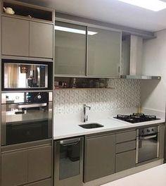 {Inspiração} Que cozinha mais linda!! po