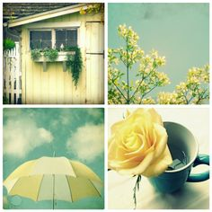 Vintage Yellow -- Summery Love