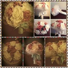 Marsha and Katies Bouquets