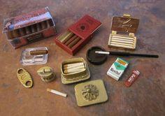Miniature - Smoking | Flickr - Photo Sharing!