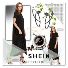"""shein"" by ilona-828 ❤ liked on Polyvore featuring StreetStyle, Summer, polyvoreeditorial and shein"