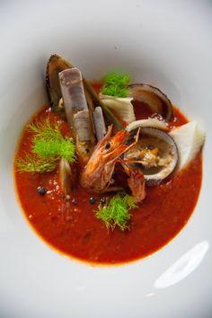 Zuppa di Pesce/Bulion Rybny