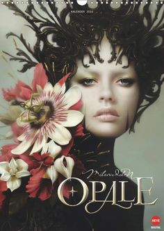 Mélanie Delon: Opale - CALVENDO
