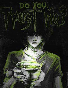 Do you trust me?- Nico