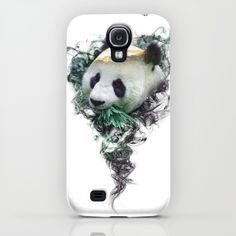 Spirit Animal - Hungry Panda iPhone & iPod Case by Tbhangal Ipod Cases, Mobile Phone Cases, Framed Art Prints, Canvas Prints, Spirit Animal, Ipod Touch, Iphone 4, Panda, Duvet Covers