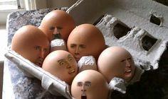 Nicholas Cage(d) eggs
