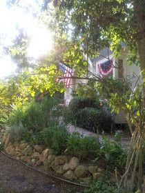 Glorious flag ♡ ..Marcia's Cottage ♡