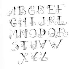 font lettering tipografia a manohand-made font lettering tipografia a mano Hand Lettering Alphabet, Doodle Lettering, Creative Lettering, Lettering Styles, Calligraphy Letters, Alphabet Design, Calligraphy Handwriting, Caligraphy, Journal Fonts