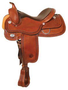 I will own this saddle. Fargo Reiner Saddle, Circle Y Saddles
