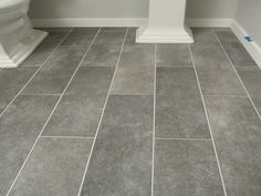 Vinyl Plank Bathroom Floor Budget Friendly Modern