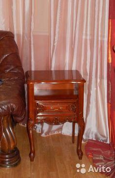 Мебель из массива дерева шкаф кровать— фотография №4