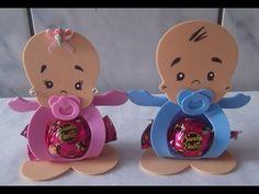 porta bombom de foamy - goma eva de bebe