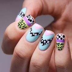 cool nails art designs 2016 trends - style you 7