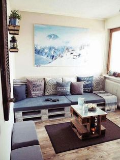 If you are looking for Diy Projects Pallet Sofa Design Ideas, You come to the right place. Here are the Diy Projects Pallet Sofa Design Ideas. Pallet Sofa, Pallet Furniture, Furniture Plans, Rustic Furniture, Furniture Design, Plywood Furniture, Furniture Layout, Furniture Dolly, Furniture Movers