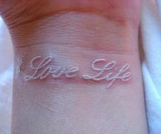 Images, photos and videos tagged with wrist tattoo on we heart it / visual bookmark