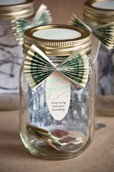 Personalized Savings Jar from My Own Ideas blog #diy #handmade #craft #newyear