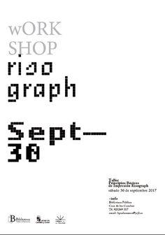 Taller Principios Básicos de Impresión Risograph, sábado 30 de septiembre de 2017, VI Edición de INCLASIFICABLES. Math Equations, The Little Prince, Proposals, September, Impressionism, Authors, Atelier, Reading