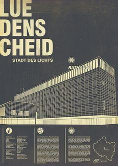 Lüdenscheid – Stadt des Lichts // Rathaus