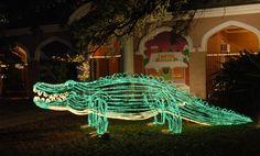 Christmas Ali Gator