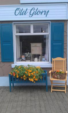 Susan Willis has Old Glory in Ballyjamesduff, Cavan Outdoor Decor, Painted Furniture, Home Decor, Annie Sloan, Chalk, Upholstery