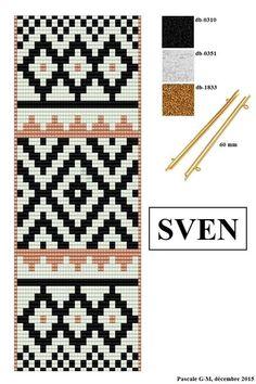 Crochet ideas that you'll love Tapestry Crochet Patterns, Fair Isle Knitting Patterns, Knitting Charts, Weaving Patterns, Mosaic Patterns, Crochet Motif, Knitting Stitches, Crochet Carpet, Crochet Home
