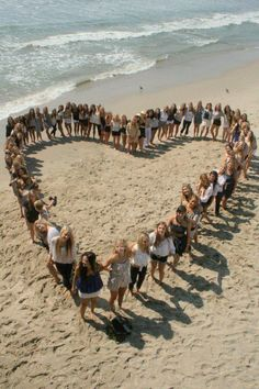 Awesome beautiful AOII women, did this with Theta Iota chapter. This would be cool to do on a sisterhood retreat