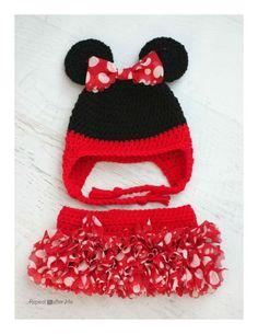 Foto: Fab Art Diy http://www.grzero.com.br/10-ideias-legais-de-toucas-de-croche-para-bebe/