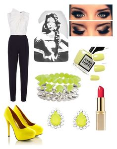 No. 97 by emmurray-md on Polyvore featuring MaxMara and Pieces