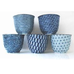 japanese blue and white cups aya living woonwinkel meubelstoffering