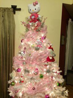 My Hello Kitty tree 2015