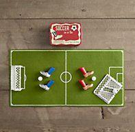 Soccer In A Tin