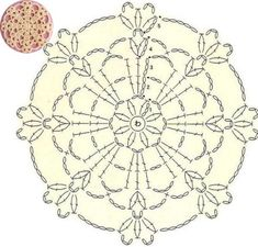 Captivating All About Crochet Ideas. Awe Inspiring All About Crochet Ideas. Crochet Snowflake Pattern, Crochet Mandala Pattern, Crochet Flower Tutorial, Crochet Instructions, Crochet Flower Patterns, Freeform Crochet, Crochet Snowflakes, Crochet Flowers, Crochet Stitches Patterns
