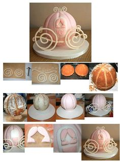 Baby Boom Serbia: Svasta - something of fondant - - baby kuchen - Cake Decorating Techniques, Cake Decorating Tutorials, Decorating Supplies, Fondant Cakes, Cupcake Cakes, Fondant Bow, Car Cakes, Fondant Flowers, Carriage Cake