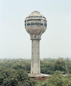 Asiad Tower New Delhi - Source: SkyscraperCity