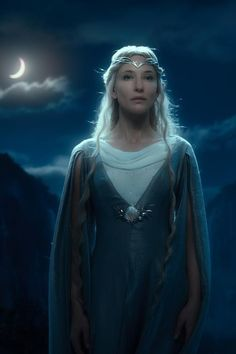 Galadriel | The Hobbit: An Unexpected Journey