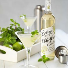 Savour the last of the summer before those clocks go back with this @belvoircordials Elderflower & Mint Daiquiri from our friends...