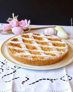 Di pasta impasta: Pastiera napoletana (la mia versione leggera)